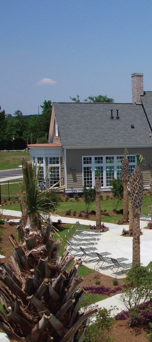 Dunes West amenity Center Mount Pleasant South Carolina