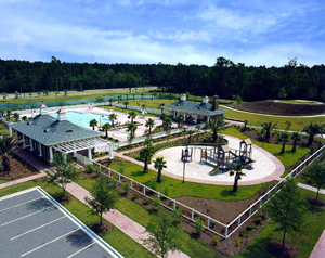 Park West amenity Center Mount Pleasant South Carolina