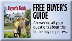 Home Buyer's guide for Charleston area buyers