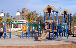 Park West playground Mount Pleasant South Carolina