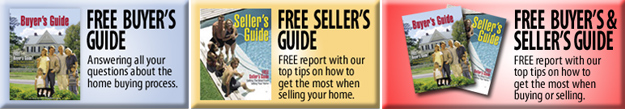 Charleston Homes Buyer's and Home Seller's guides