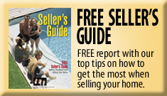 Home Seller's guide for Charleston area sellers